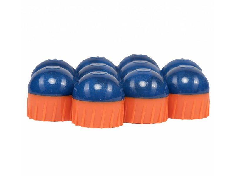 First Strike 250 Paintball Rounds (Blue / Orange / Orange)