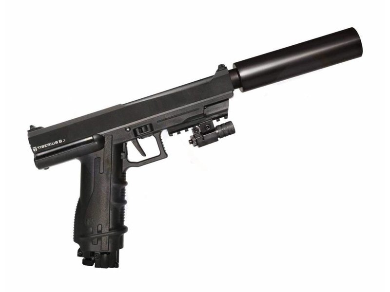 Tiberius Arms T8.1 SOCOM Edition paintball pistol