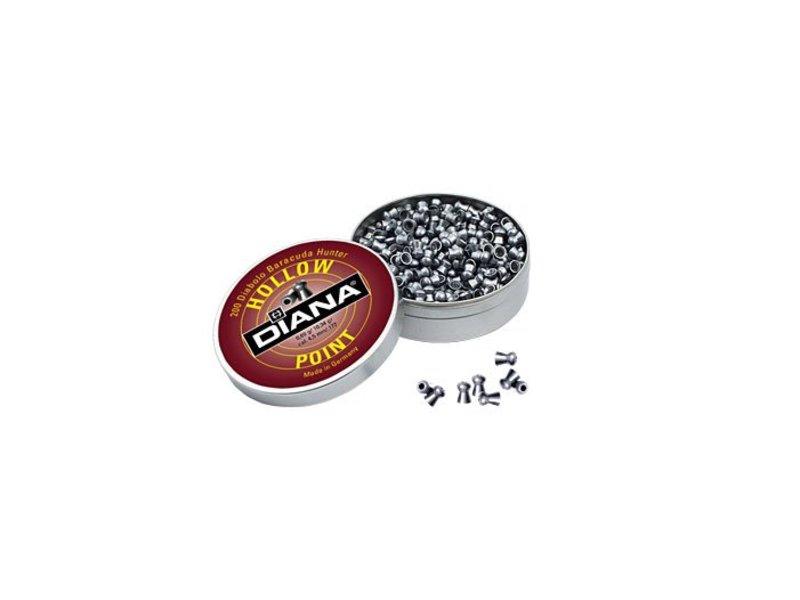 Diana Hollow Point 4.5mm Pellets 400pcs (0.67g)