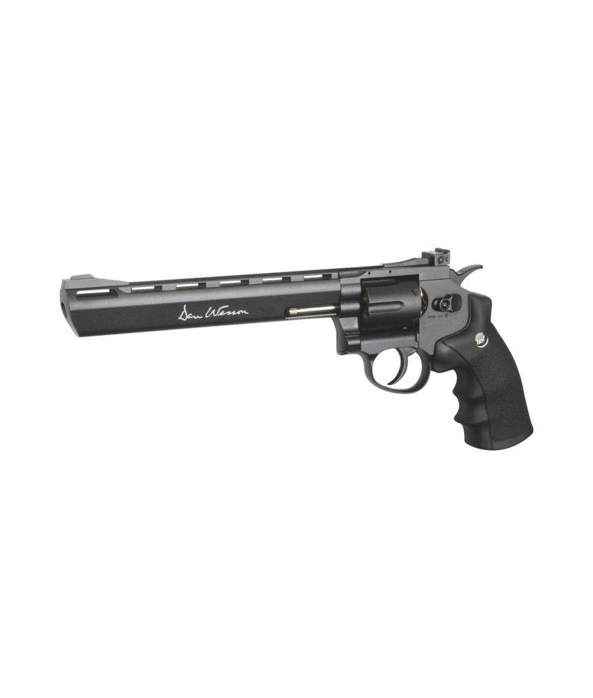 """Dan Wesson 8"""" Revolver (Grey)"""