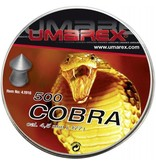 Umarex Cobra 4.5mm Pellets 500pcs (0.56g)