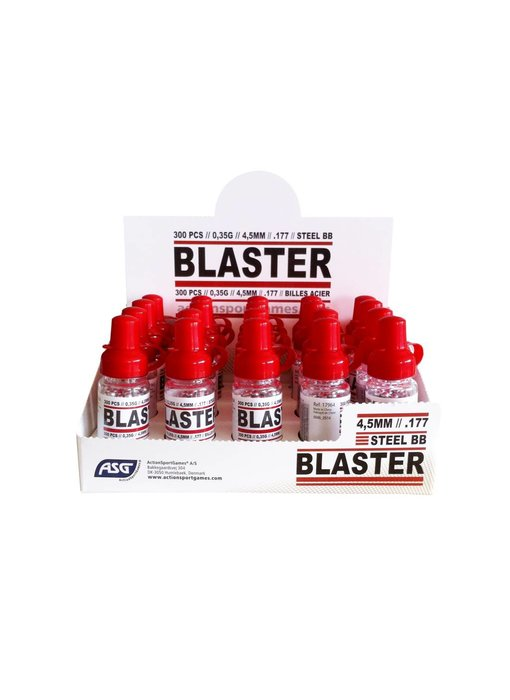 Blaster Airgun 4.5mm BB 300pcs (0.35g)