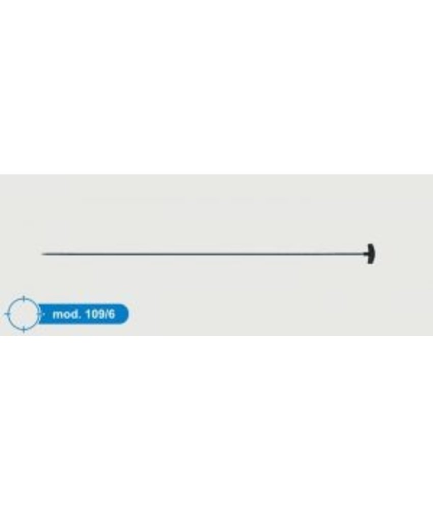 Megaline PVC Poetsstok 5.5mm