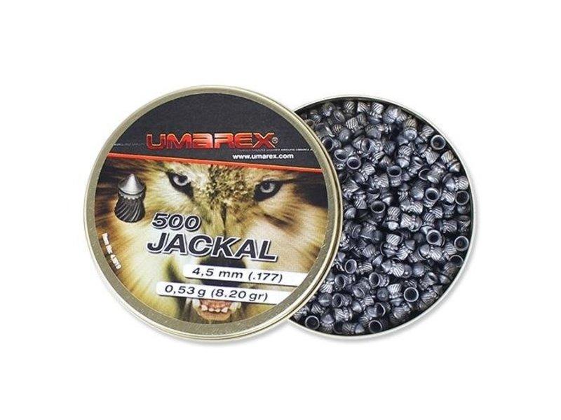 Umarex Jackal Spits 4.5mm 500pcs