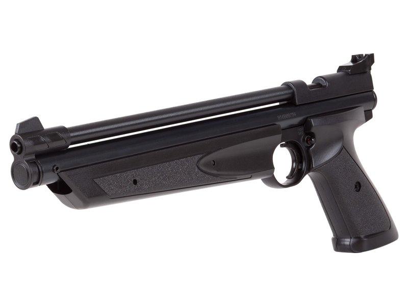 Crosman Air Pistol (Black)
