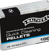 Walther Quick Cleaning Pellets 4.5mm