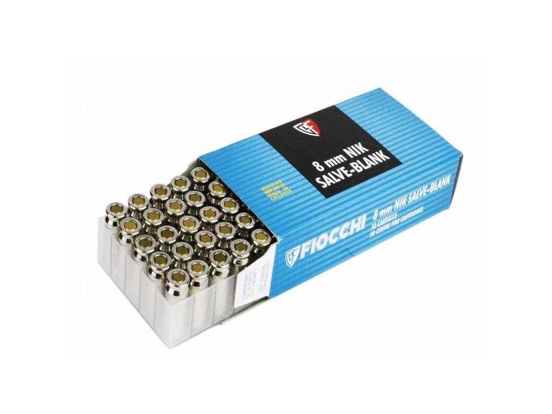 Fiocchi 9mm Blank Patronen (50 stuks)