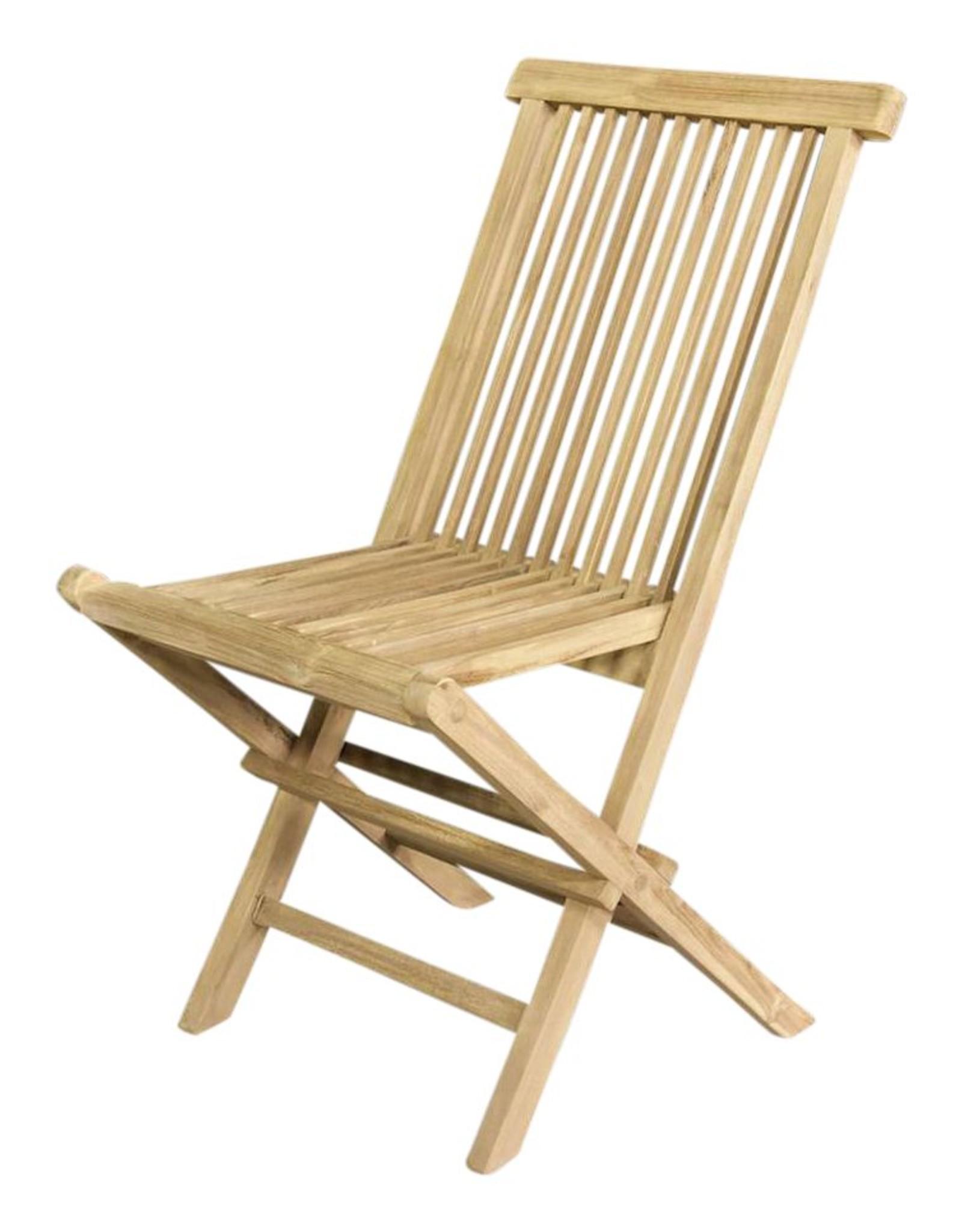 Chaise pliante (cr) (GFR-003 201)