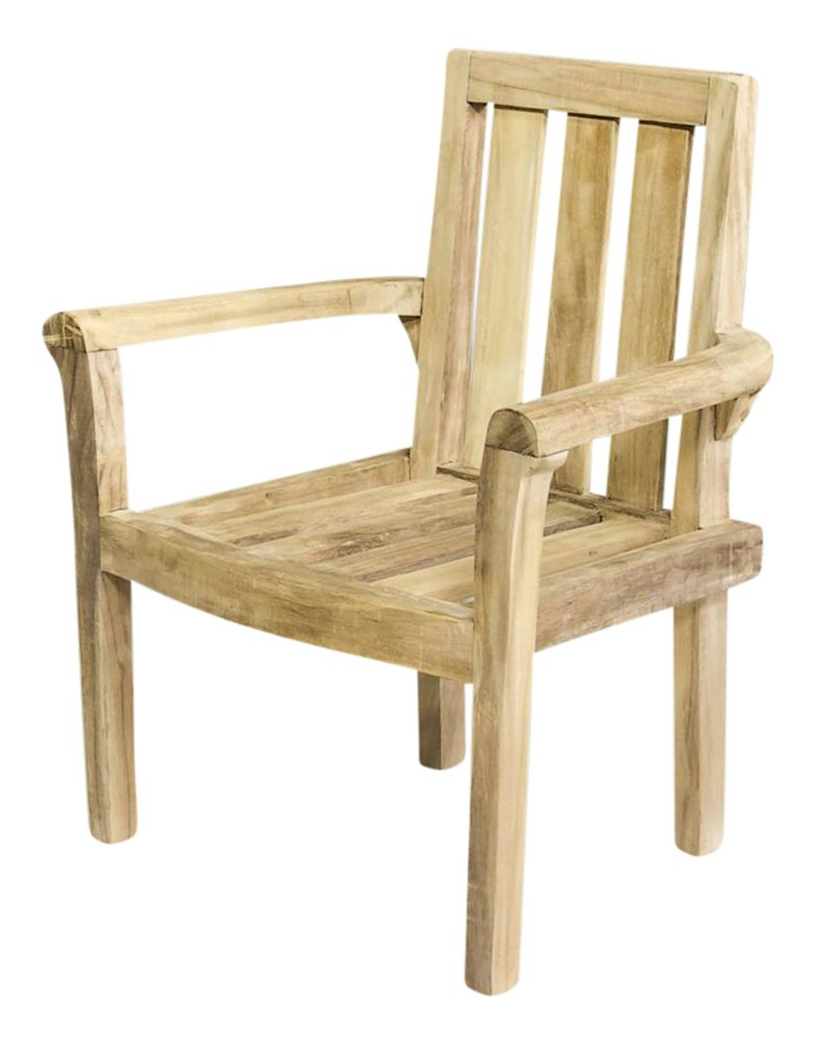 Junior stapelstoel