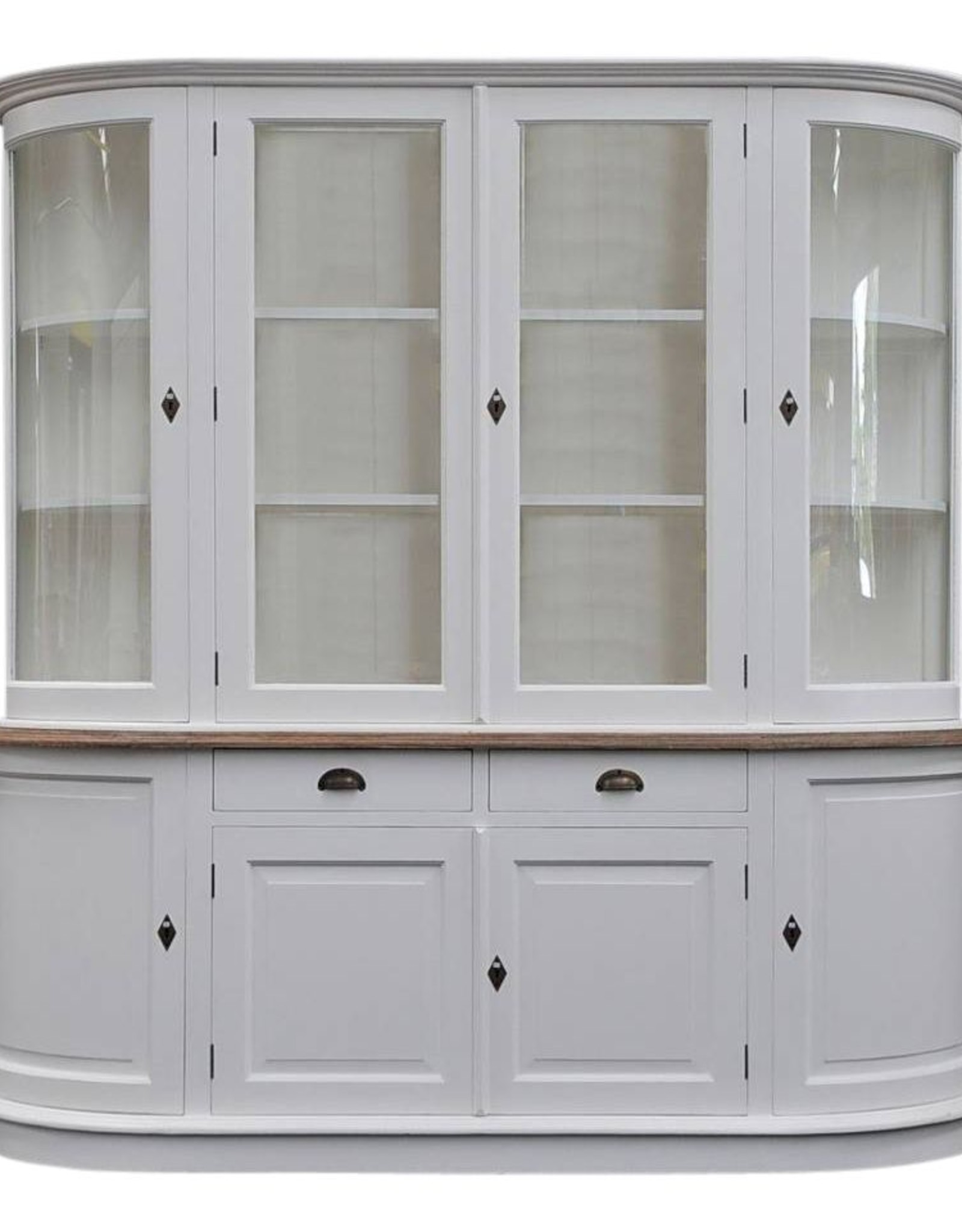 Arrondi placard Cabinet
