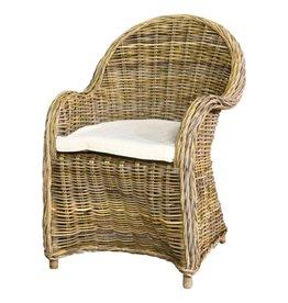 Teak-One Bonsum chair met kussen