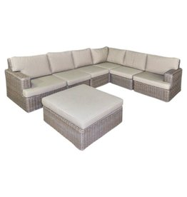 Delmare Lounge set