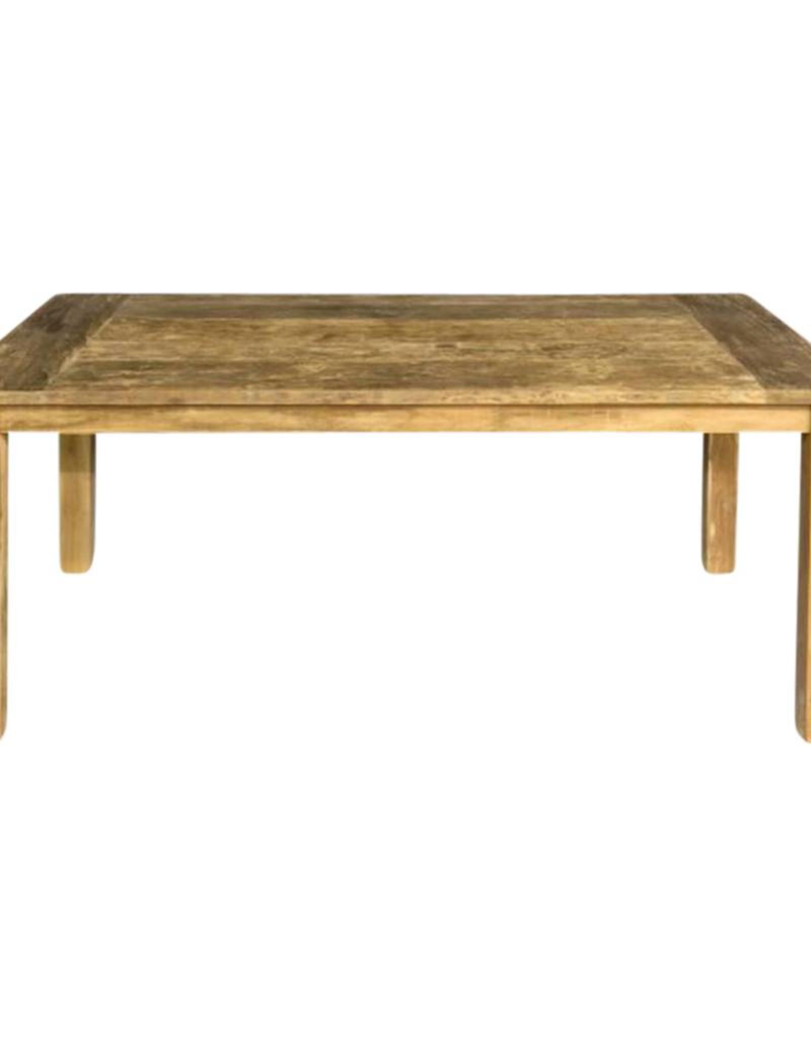 table de bloc de regard Antique