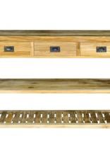 Console tafel voorzien van 3 lagen