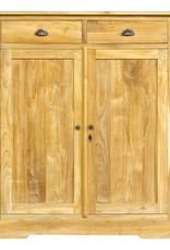 Hoge dressoir 100x50x120