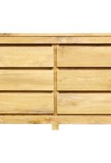 Singaraja dressoire  met 6 schuiven