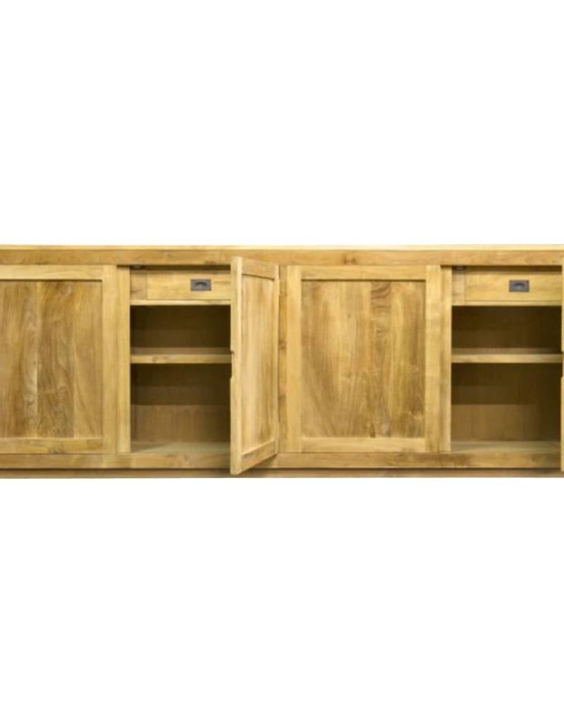 Milano dressoire met 4 deuren