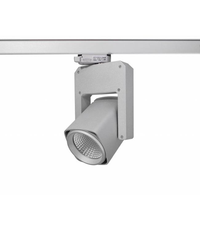 Railspot CUBE 30W 3000K - grijs -  2750 Lumen