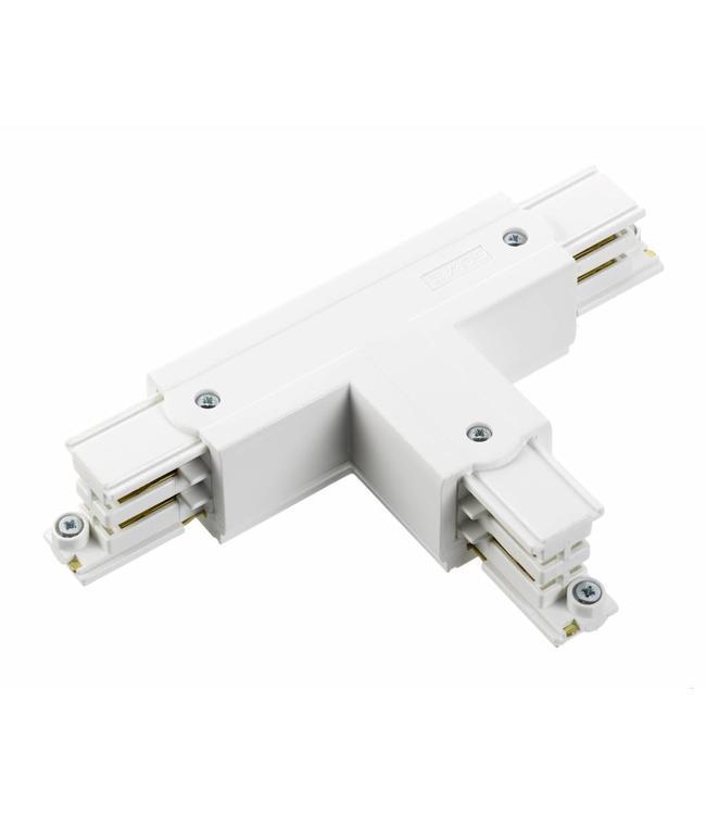 3fase rail wit - T-stuk XTS39-3