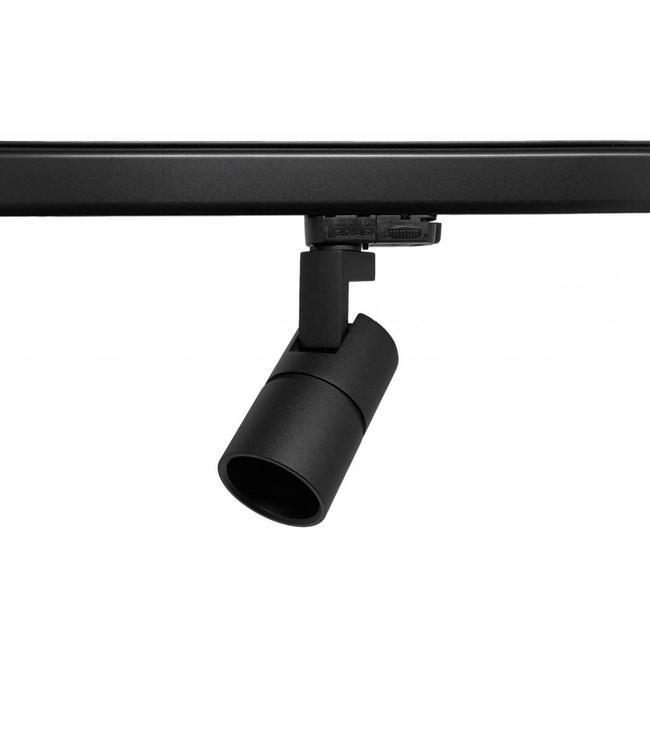 Rail spot TUBY GU10 zwart