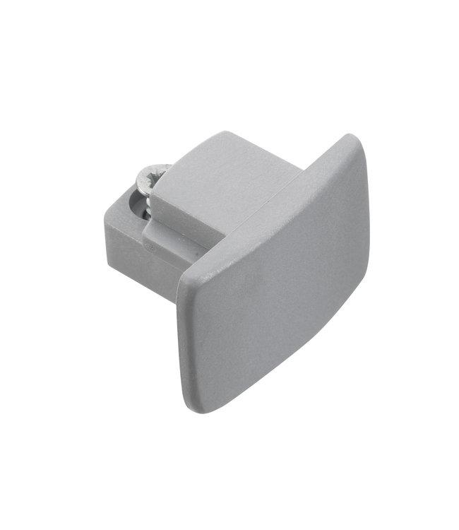1fase rail grijs- eindkap GB41-1