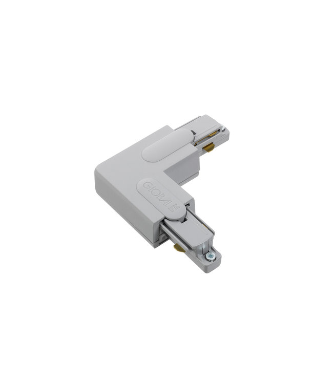 1fase rail grijs- hoekstuk GB34-1