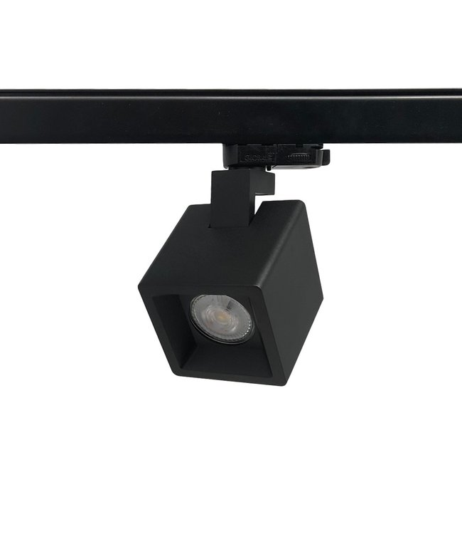 KUBY GU10 zwart 3F