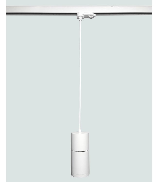 Railspot POLARIS Hanglamp 25W 3000K wit - 2450 Lumen - Dimbaar