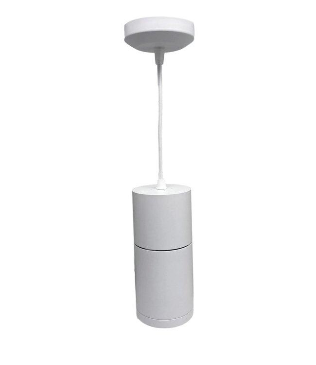 POLARIS opbouw hanglamp 25W 3000K wit - 2732 Lumen - Dimbaar