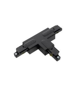 1fase rail zwart - T-stuk GB36-2