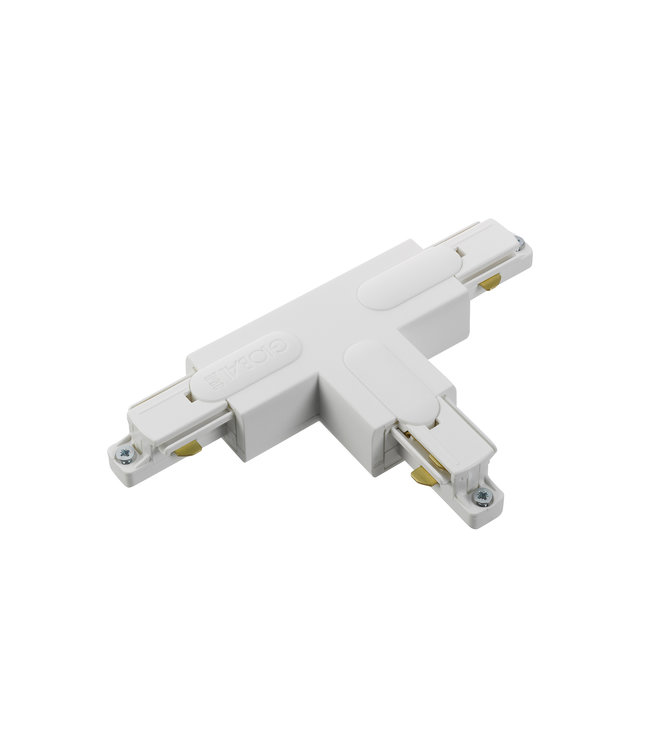 1fase rail wit - T-stuk GB36-3