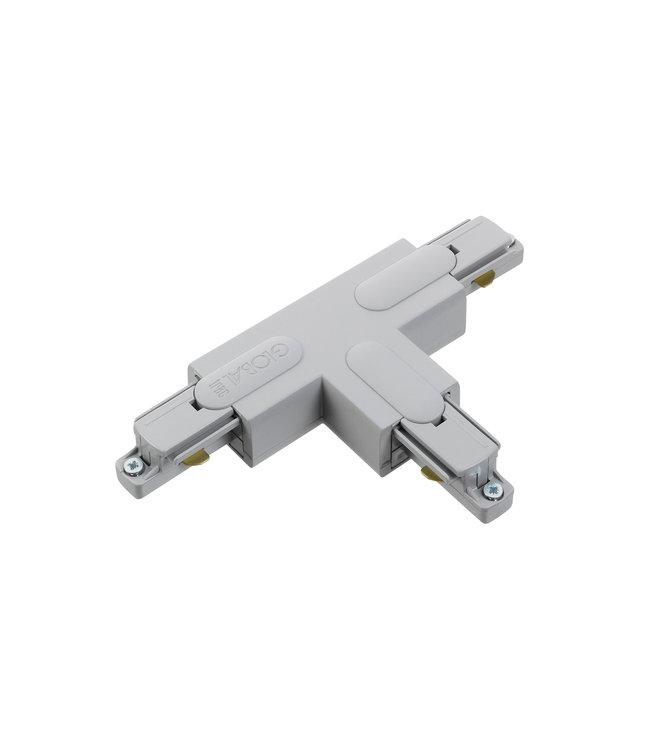 1fase rail grijs - T-stuk GB39-1