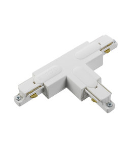 1fase rail wit - T-stuk GB37-3