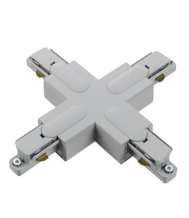 1fase rail grijs - kruisverbinding GB38-1