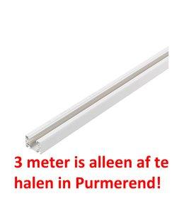 1fase rail wit 3 meter GB 2300-3
