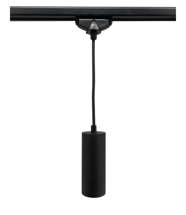 Hanglamp MODERN XL GU10  zwart 1fase