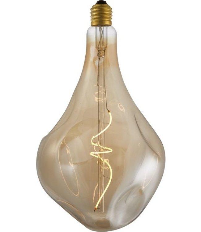 E27 Mystery Pear Gold - 2200K - DIM