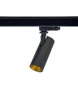 SLIMM-50 zwart/goud 3F 2700K