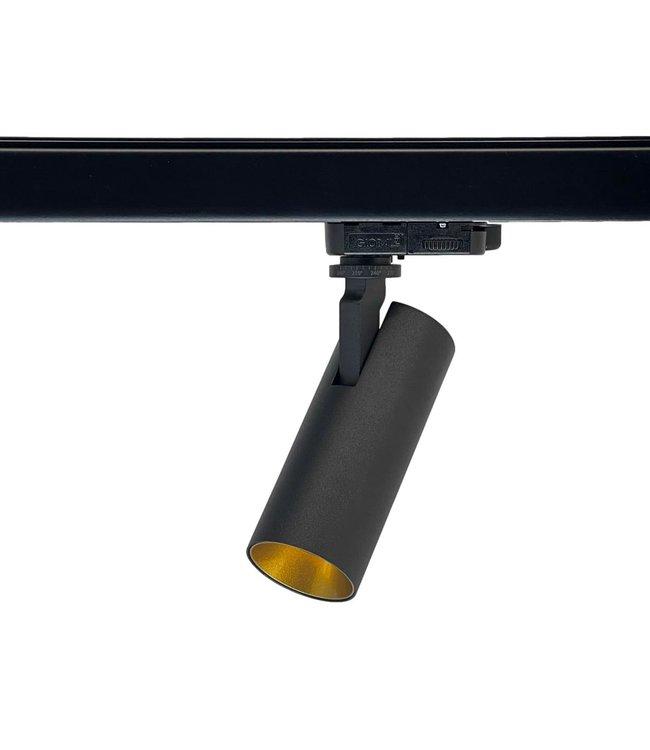 Railspot SLIMM-50 zwart/goud 2700K