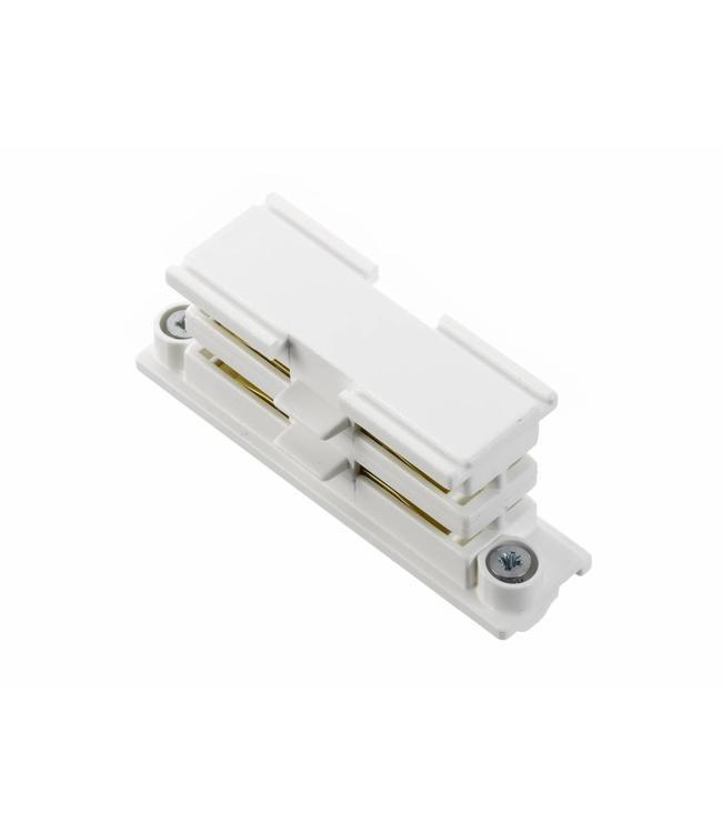 3fase rail wit - koppelstuk XTS21-3