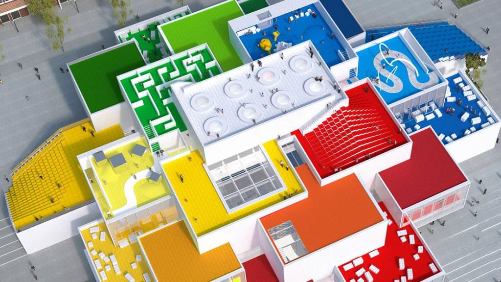 Lego House - ''Home of the Brick'' - geopend