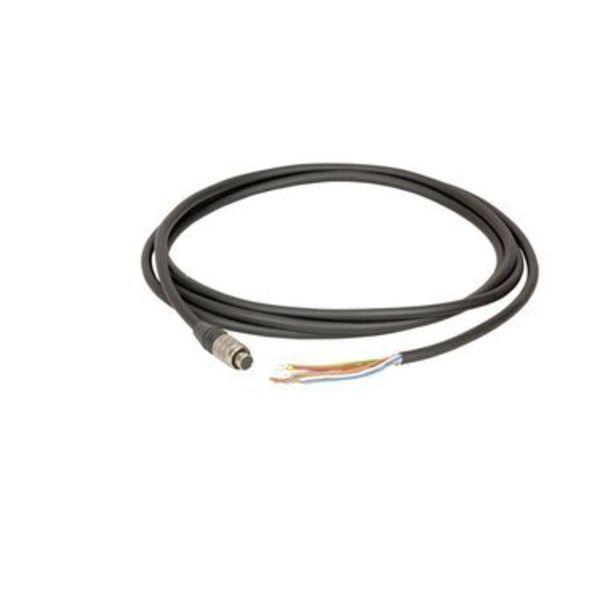 Hirose 6-pins Power/IO kabel