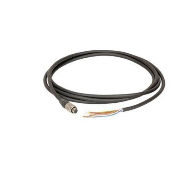 Hirose 12-pins Power/IO kabel