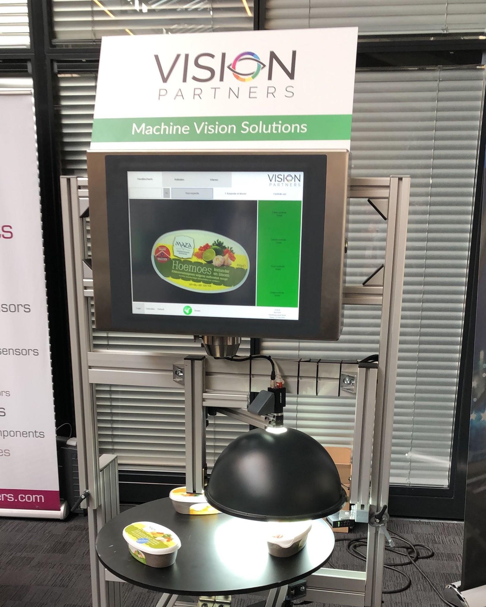 Vision Partners op beurzen in Nederland