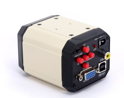 VGA / HDMI livebeeld camera's