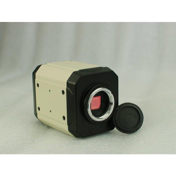 VGA-livebeeld kleuren-camera direct op een standaard VGA-Monitor