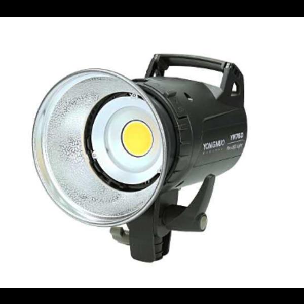 Portable highspeed videolamp