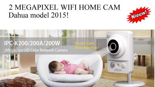 Cube 2MP camera WIFI