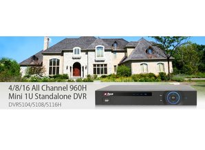 Dahua 4 Kanaals DVR V2