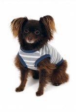 Honden T-Shirt Stripes/Blue